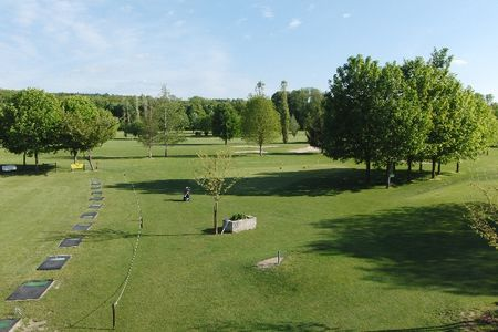Overview of golf course named Golf de Tanlay