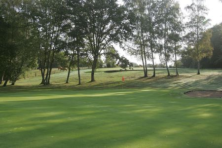 Overview of golf course named Golf et parc du Coiroux