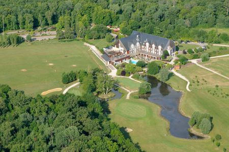 Golf de La Foret d'Orient Cover Picture