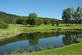 Overview of golf course named Golf de Rougemont Le Chateau