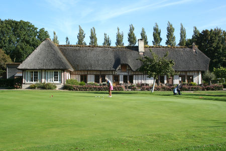 Overview of golf course named Golf Du Havre