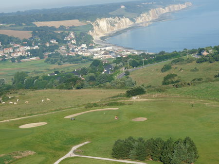 Overview of golf course named Golf de Dieppe Pourville