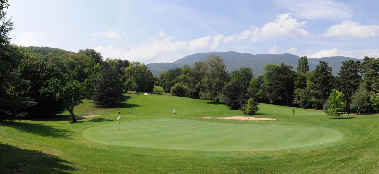 Overview of golf course named Golf Du Domaine de Divonne