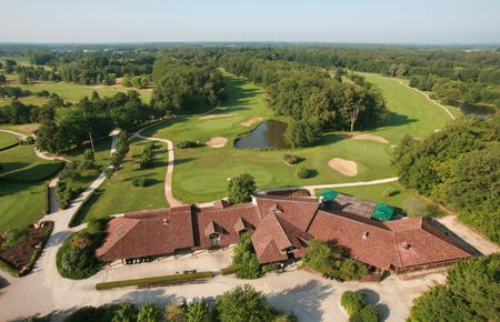 Overview of golf course named Bresse Golf Club