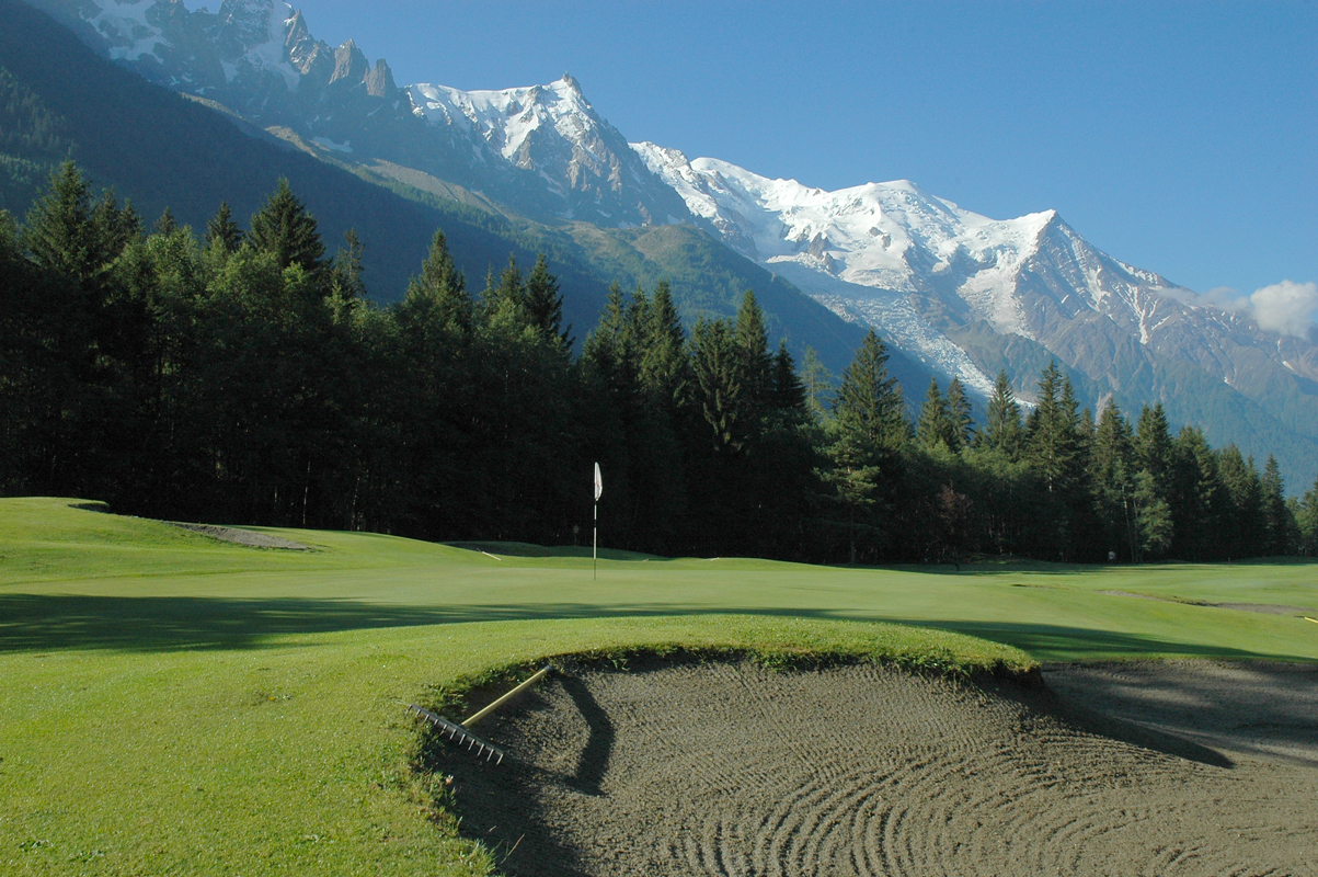 Overview of golf course named Avoriaz Resort Golf Club