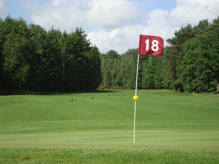 Jumieges Golf Club Cover Picture