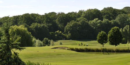 Overview of golf course named Golf de Noisy Le Roi