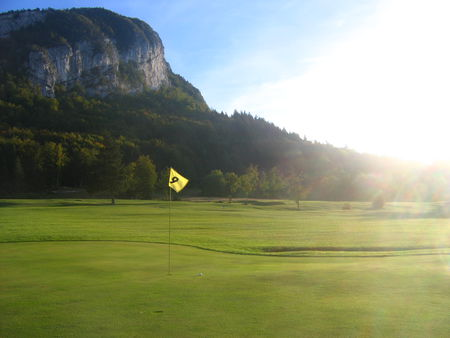 Golf La Chapelle En Vercors Cover