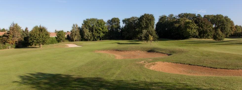 Overview of golf course named Golf de Cergy Pontoise