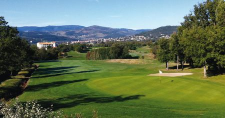 Overview of golf course named Golf Du Domaine de Saint Clair