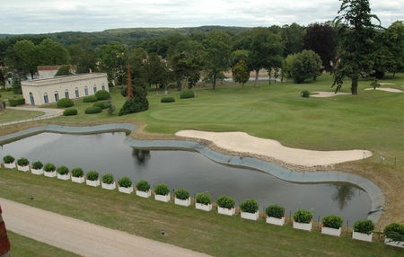 Overview of golf course named Golf Du Parc Du Tremblay