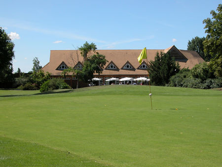 Overview of golf course named Golf de L'Ile Fleurie