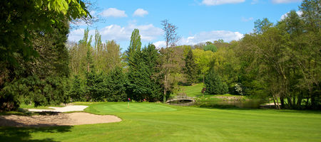 Fourqueux Golf Club Cover Picture