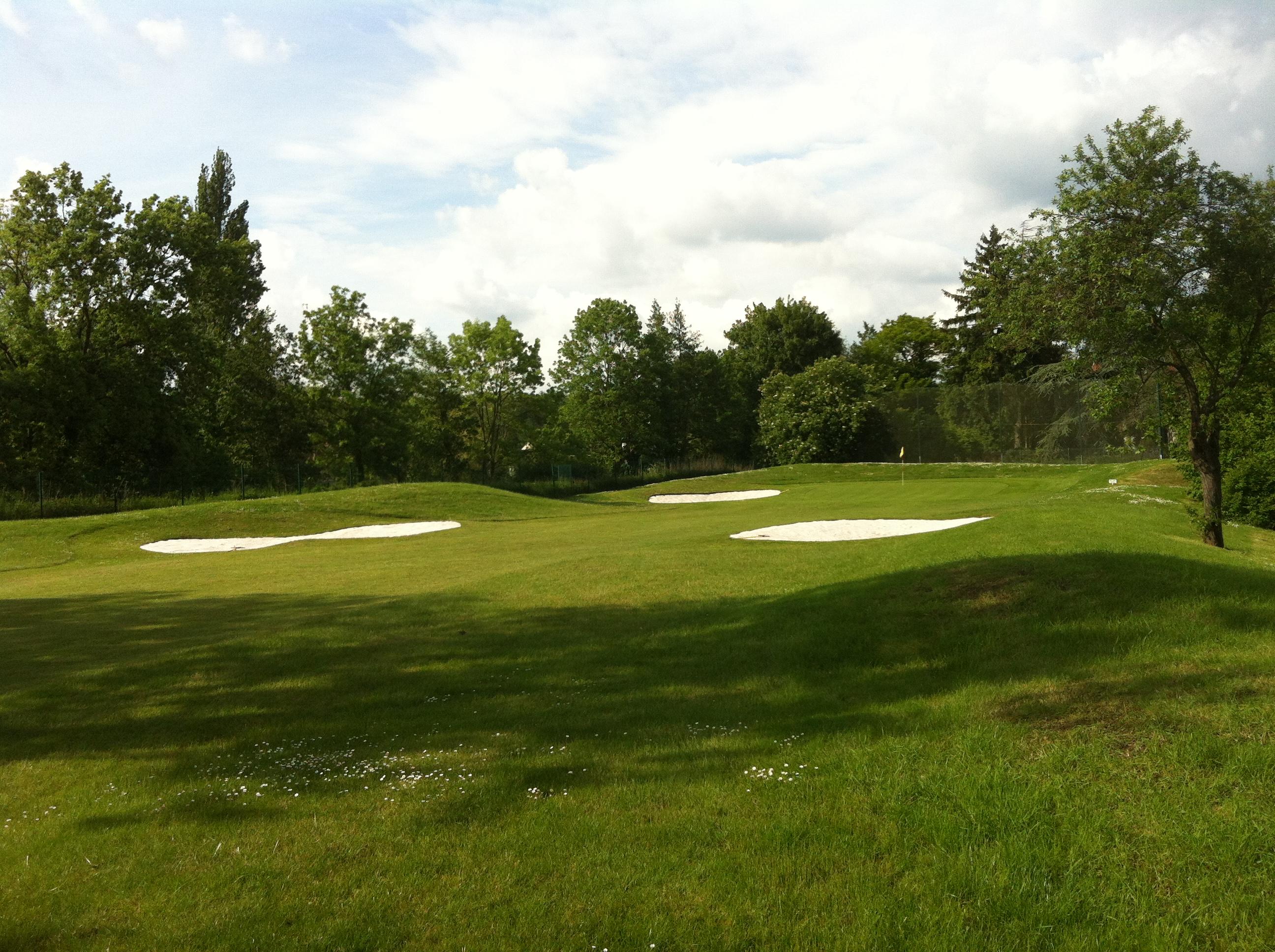 Overview of golf course named Saint Ouen L'Aumone Golf Club