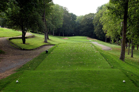 Overview of golf course named Golf Du Coudray