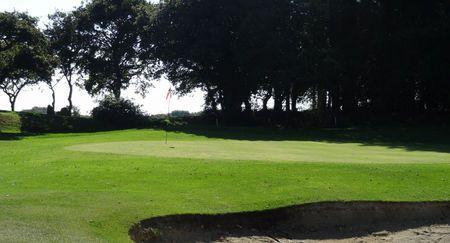 Golf de Brest Pen Ar Bed Cover Picture