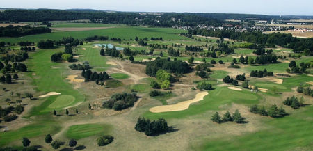 Overview of golf course named Golf Club de Rebetz