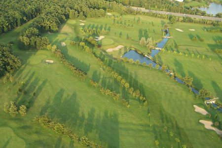 Overview of golf course named Golf Des Templiers
