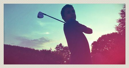 Profile cover of golfer named Clement Mariau