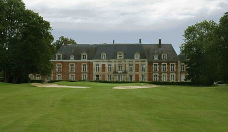 Golf Du Chateau D?humieres Cover Picture