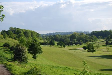Overview of golf course named Golf d'Abbeville