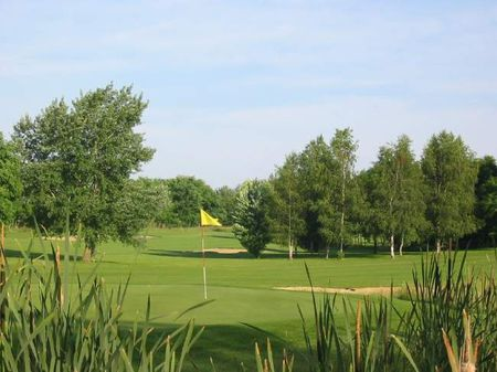 Golf de Saint Quentin Mesnil Cover Picture