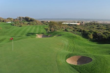 Overview of golf course named Golf du Palais Royal - Agadir