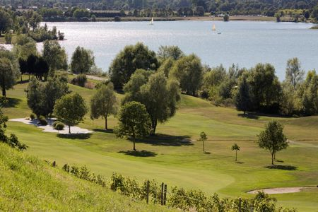Haut Poitou Golf Club Cover Picture