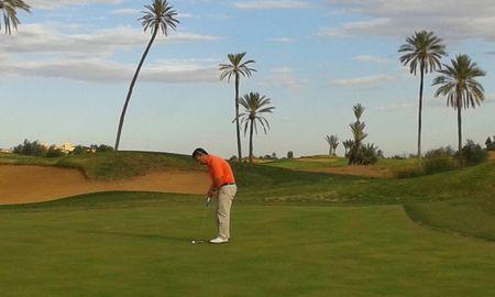 Avatar of golfer named Gavet Vincent