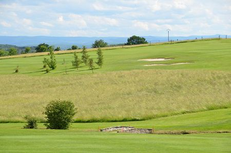 Overview of golf course named Golf Du Pays de Sarrebourg