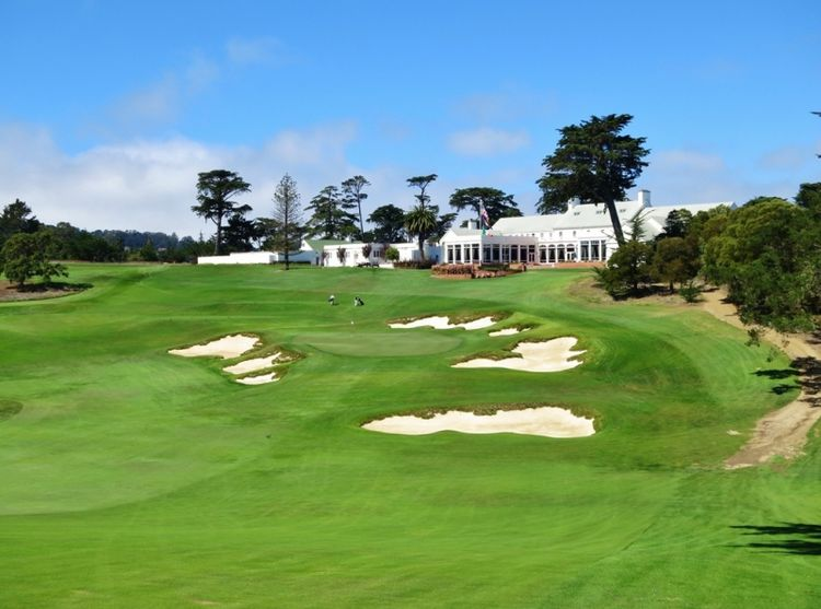 California golf club of san francisco cover picture