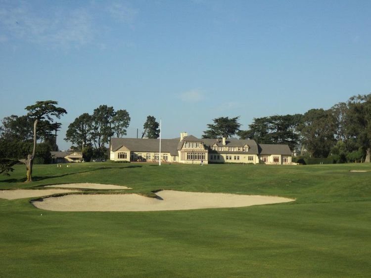 San francisco golf club cover picture
