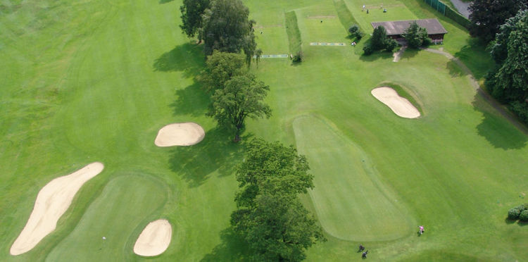 Golf and country club zurich zumikon cover picture