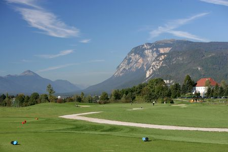 Overview of golf course named Golfclub Schloss Finkenstein