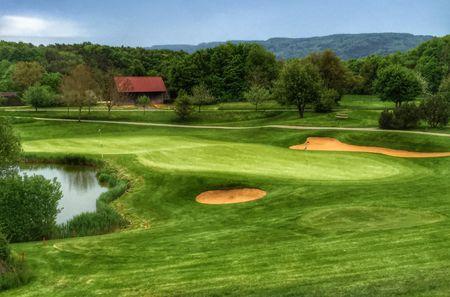 Golf Club Rheinblick Cover