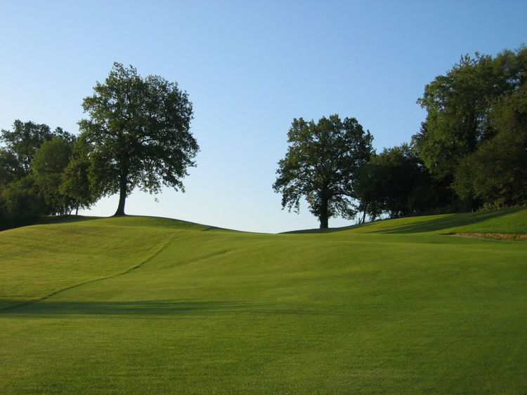Golf club payerne cover picture