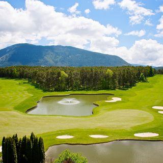 Golf du chateau de taulane cover picture