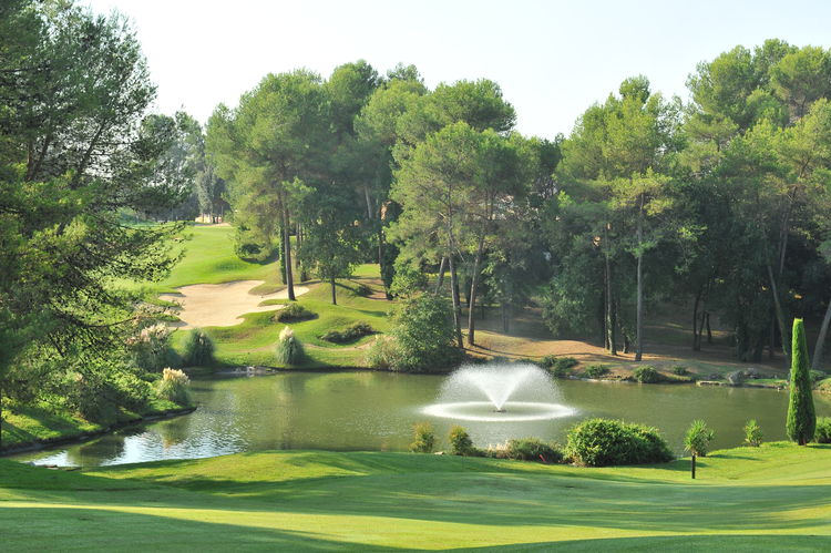 Royal mougins golf club cover picture