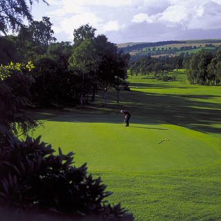 Alyth golf club cover picture