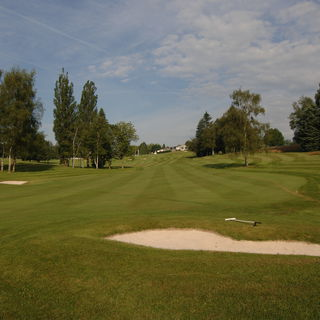 Royal waterloo golf club cover picture