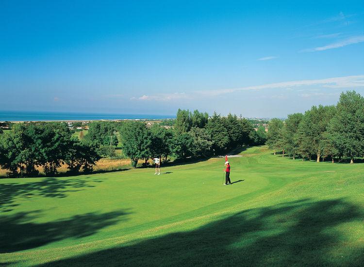 Abergele golf club cover picture