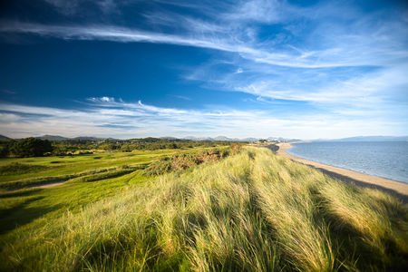 Pwllheli Golf Club Cover Picture