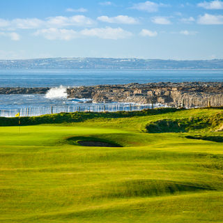 Royal porthcawl golf club cover picture