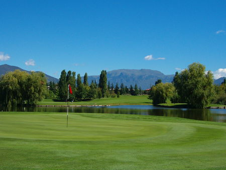 Overview of golf course named Franciacorta Golf Club