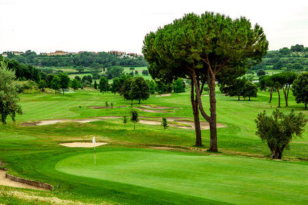 Overview of golf course named Castelgandolfo Country Club