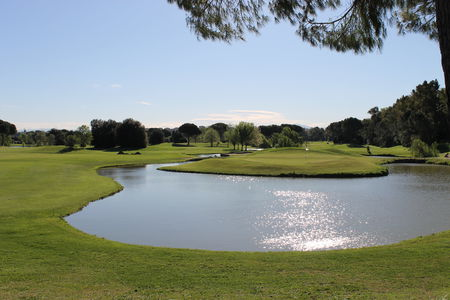 Overview of golf course named Golf Club Parco De' Medici