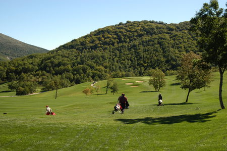 Golf Club San Donato Cover