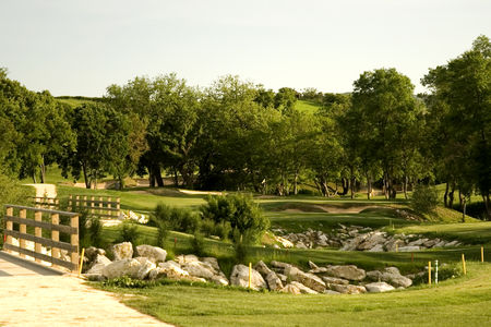 Overview of golf course named Terme Di Saturnia Golf and Spa Resort