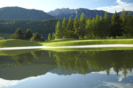 Overview of golf course named Dachstein Tauern Golf and Country Club
