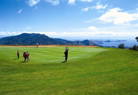 Santo Da Serra Golf Club Cover Picture